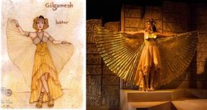 Ishtar's wings