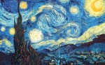 Van Gogh's Starry Night.