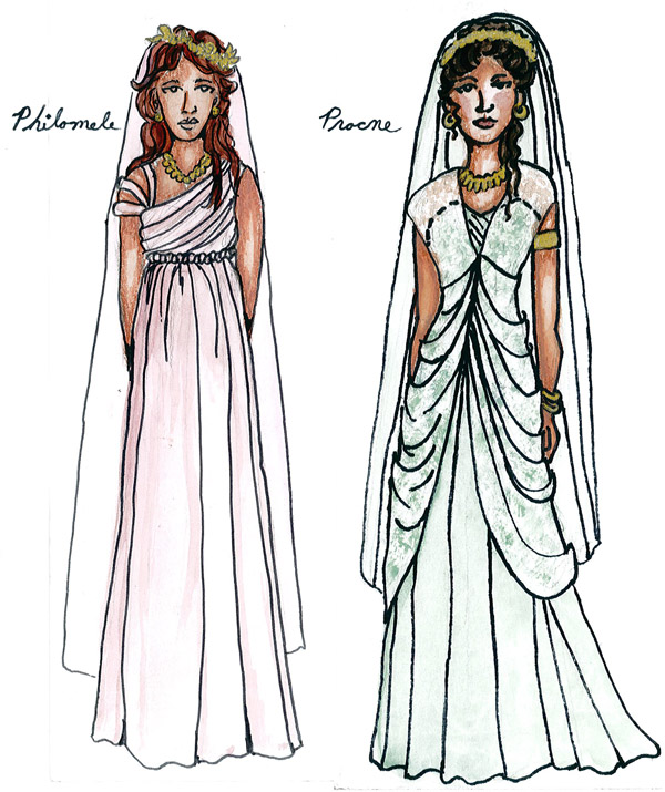 Costume Designer Kendra Rai Looks To The Ancient World For